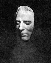 """Horsing around with Mormo can lead to the creation of your very own Death Mask -- as Mr. Smith was soon to discover."" -  from The Curious Case of Joseph Smith, Everet Holmstead, 1932."